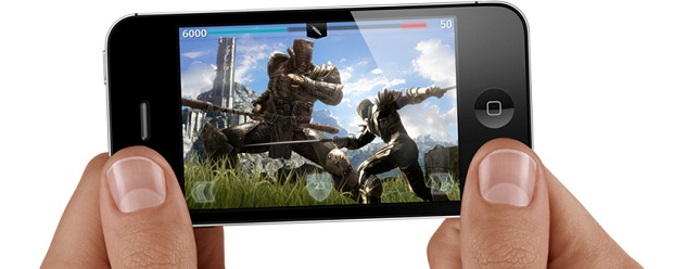 iPhone 4S, por fora, idêntico ao iPhone 4 (Foto: Divulgação)