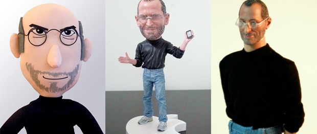 Action Figures do Steve Jobs (Foto: Reprodução)
