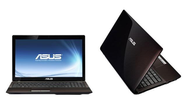 ASUS K53U-DH21, equipado com chip AMD Fusion E-450. (Foto: Divulgação)