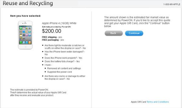 Programa de Reuso e Reciclagem da Apple (Foto: Reprodução)