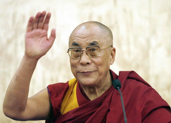 Dalai Lama (Foto: Divulgação)
