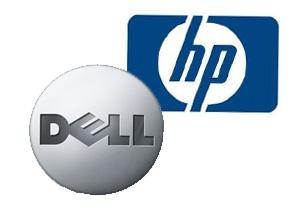 Dell e HP (Foto: Divulgação)
