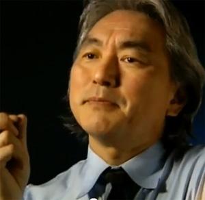 Michio Kaku (Foto: Reprodução/BBC)