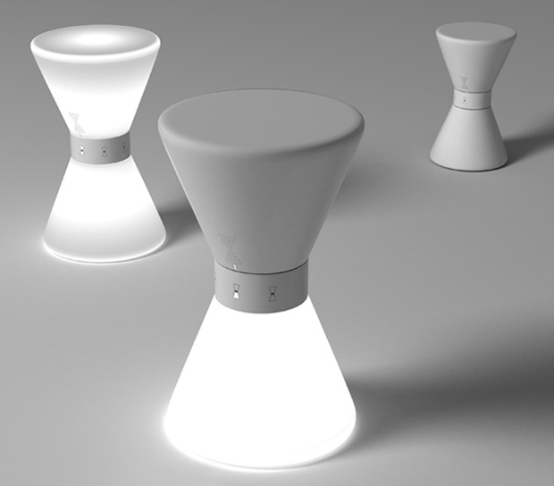 Sandglass Light. (Foto: Divulgação)