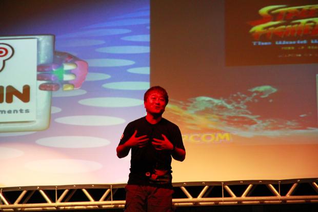 Yoshinori Ono (Foto: TechTudo)