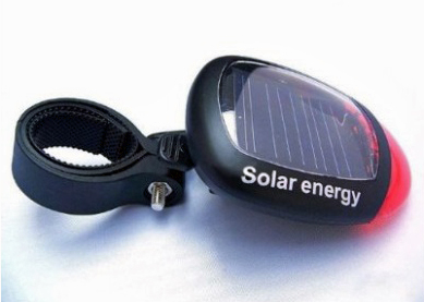 Acczilla Solar Energy Bicycle Tail Light (Foto: Divulgação)