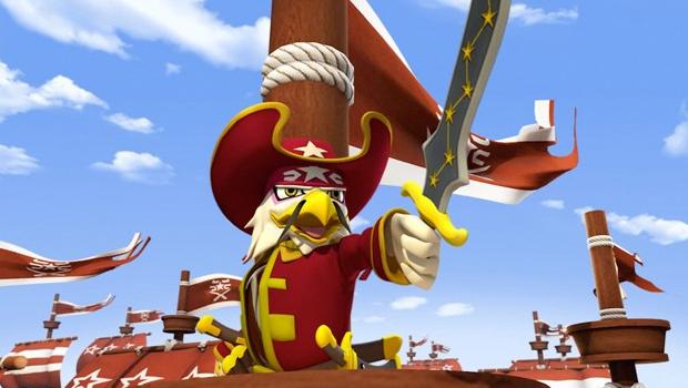 Kaio: King of Pirates (Foto: Divulgação)