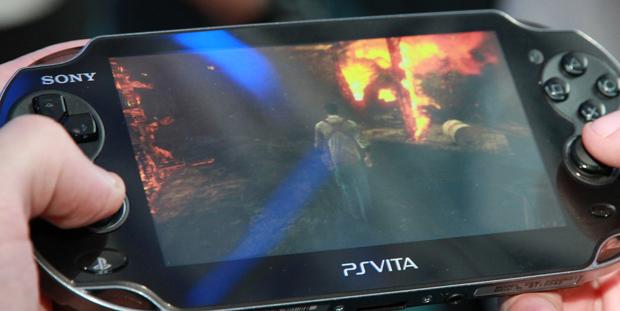 PS Vita (Foto: Allan Melo)