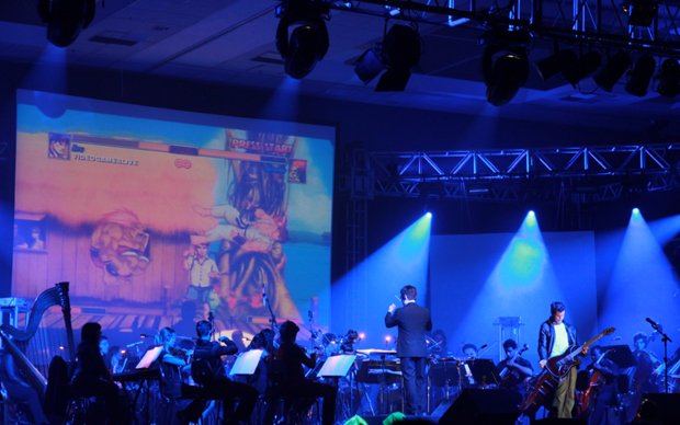 Video Game Live 2011 (Foto: Allan Melo / TechTudo)