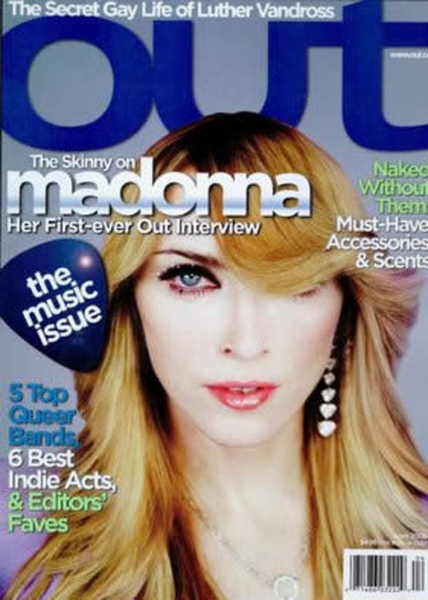 Madonna micro-encefálica (Foto: Reprodução)
