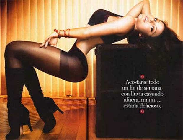 a cintura mais fina do México! (Foto: Reprodução)