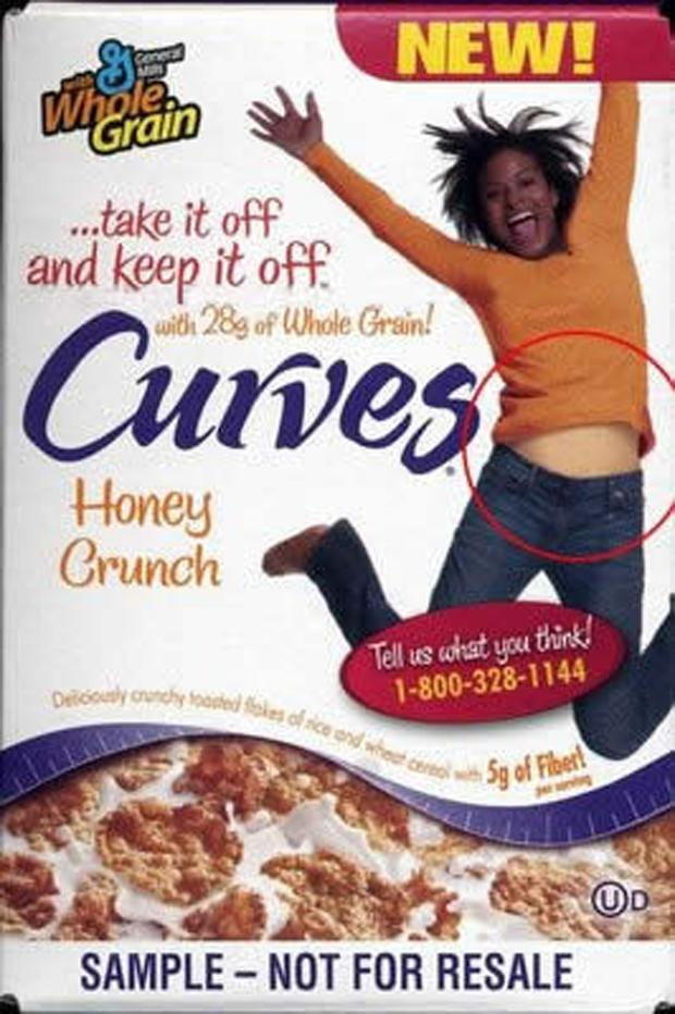 Seria algo de errado na fórmula do cereal? (Foto: Reprodução)