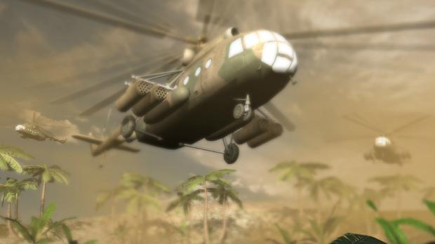 Battlefield: Vietnam (Foto: Divulgação)