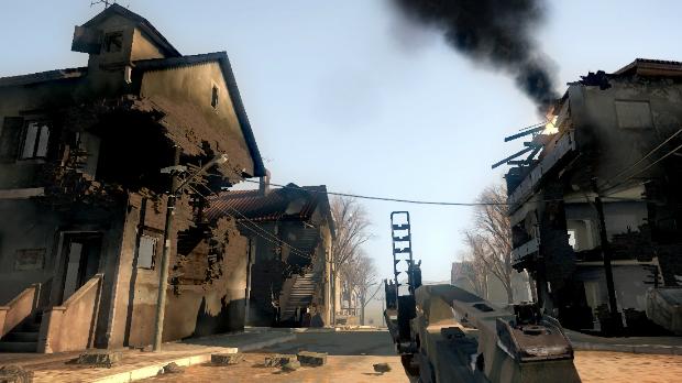 Battlefield: Bad Company (Foto: Divulgação)