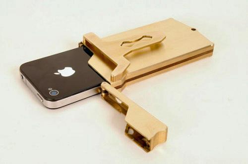 Cinto-case para iPhone (Foto: Divulgação)
