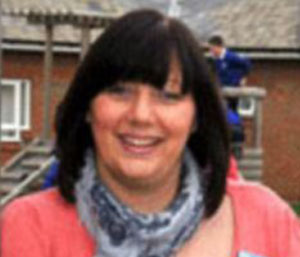 Debbie Johnson (Foto: Daily Mail)