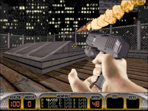 Duke Nuken 3D (Foto: Divulgação)