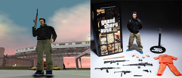 Grand Theft Auto III chegará para iPhone 4S, iPad 2 e Android (Foto: Reprodução)