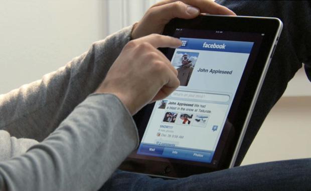 Jogos de Facebook serão lançados no iPad e dispositivos móveis (Foto: Divulgação)