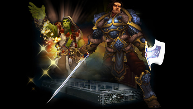 Blizzard vende peças do servidor de World of Warcraft para ajudar hospital infantil  (Foto: Divulgação)