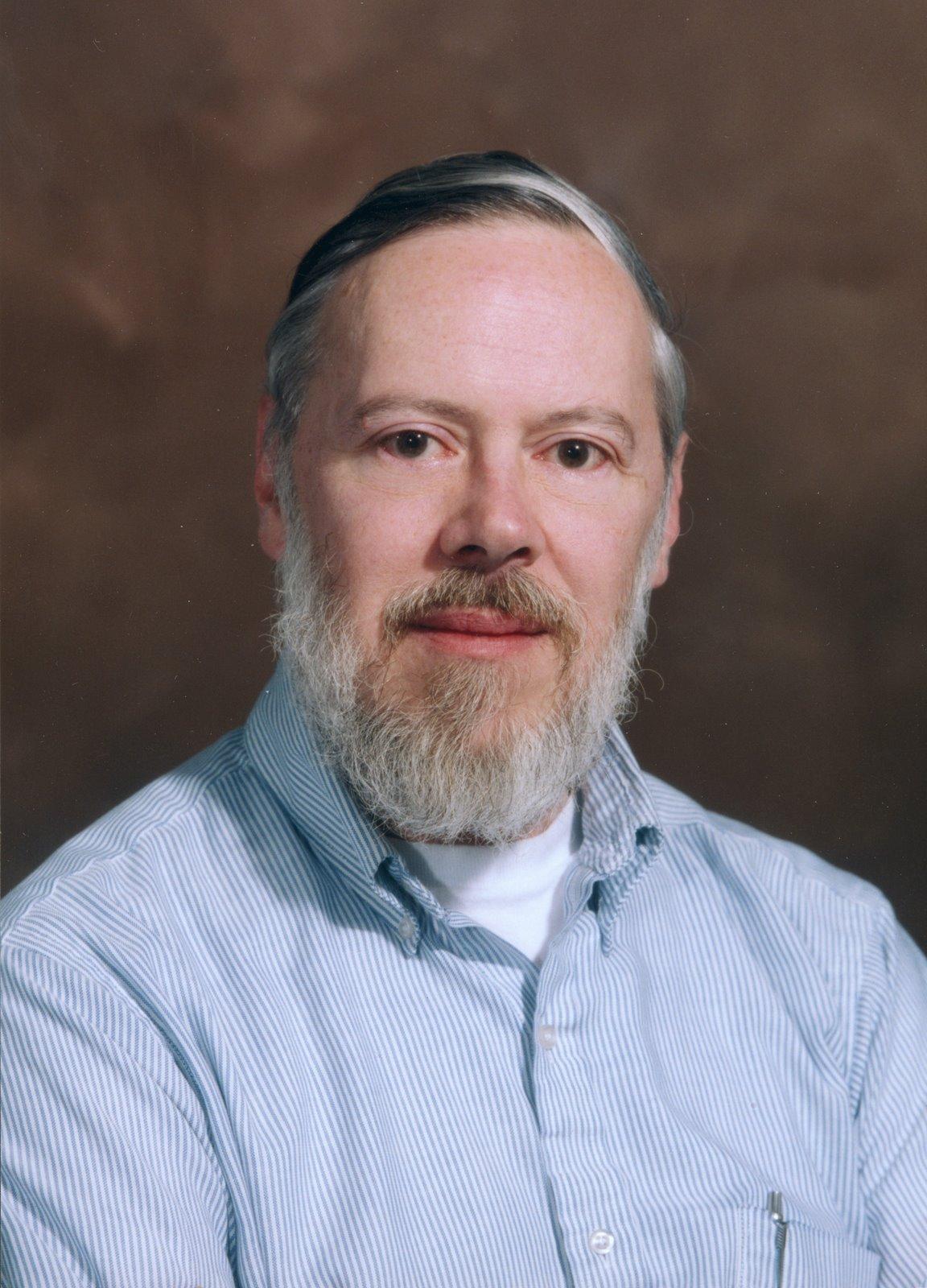 Dennis Ritchie. (Foto: Divulgação)