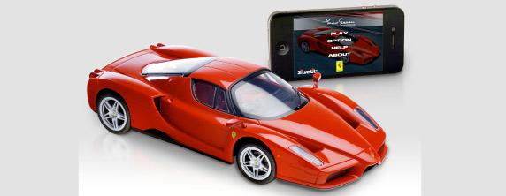 Réplica Ferrari Enzo (Foto: Divulgação)