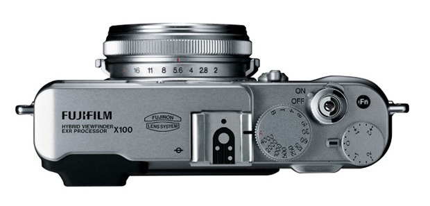 FujiFilm Finepix X100 (Foto: Divulgação)