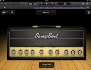 Garageband (Foto: Reprodução/Bruno do Amaral)