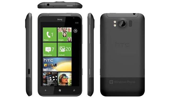 HTC Ultimate, mais conhecido como HTC Titan (Foto: Reprodução)