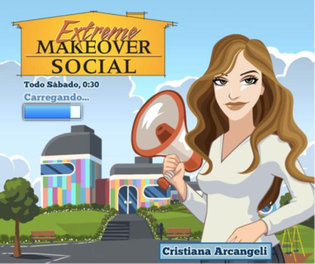 Extreme Makeover Social (Foto: Divulgação)