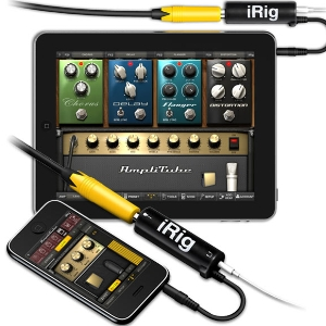 iRig para iPhone, iPad e iPod Touch (Foto: Divulgação)