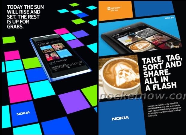 Nokia 800 (Foto: Reprodução)