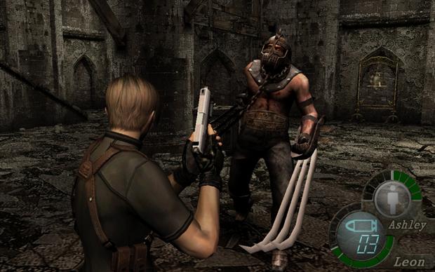 Resident Evil 4 HD (Foto: Divulgação)