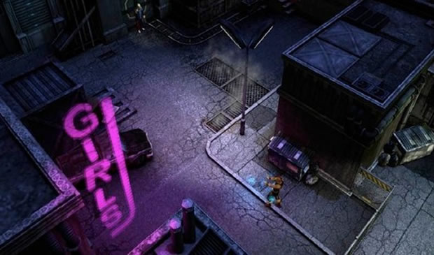 Shadowrun Online (Foto: Divulgação)