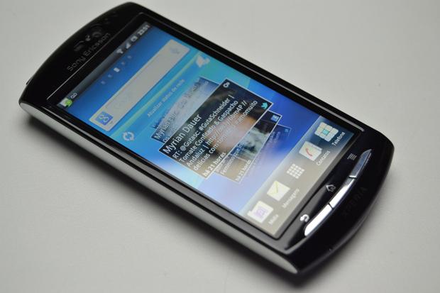 Sony Ericsson Xperia Neo (Foto: Stella Dauer)