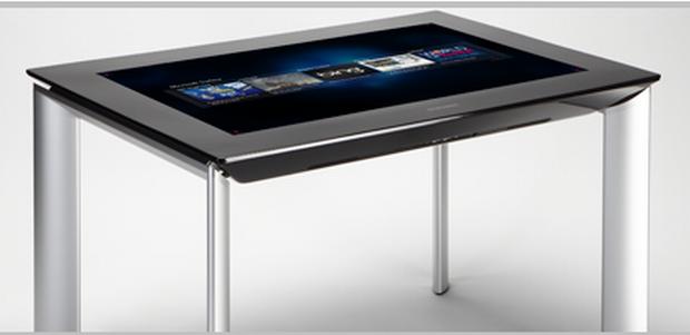Microsoft Surface 2.0. (Foto: Divulgação)