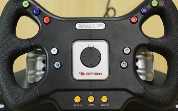 Volante Silverstone (Foto: Allan Melo / TechTudo)