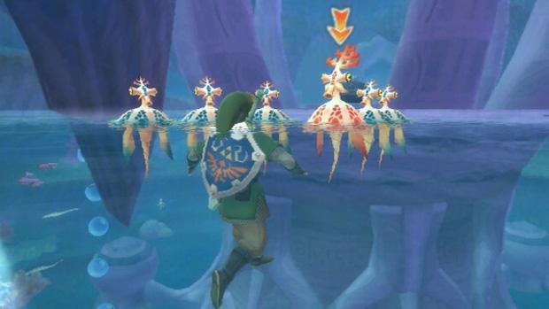 The Legend of Zelda: Skyward Sword (Foto: Gematsu)