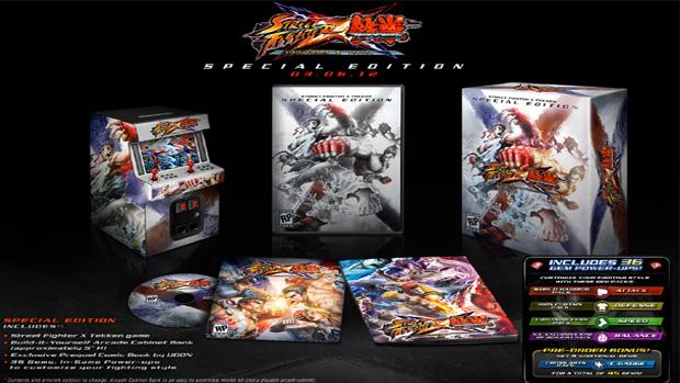 Street Fighter x Tekken ganha data de lançamento, versão para PC e novo Gem System (Foto: Divulgação)
