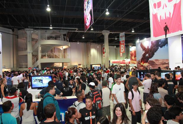 Brasil Game Show 2011 (Foto: Allan Melo / TechTudo)