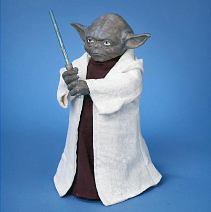 Mestre Yoda (Foto: Divulgação)