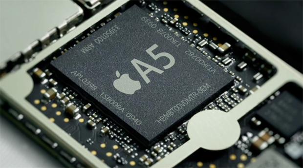 Processador A5 Apple (Foto: Divulgação)
