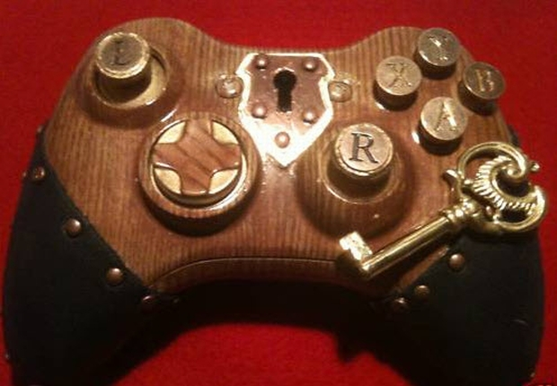Controle envelhecido para Xbox 360 (Foto: Reprodução)