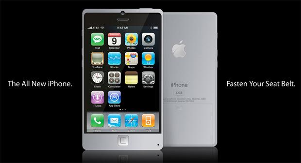 Conceito iPhone (Foto: Reprodução)
