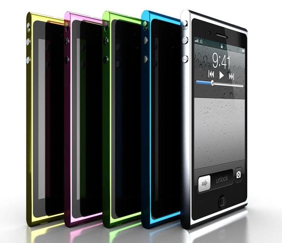 Conceito iPhone 5 (Foto: Divulgação)