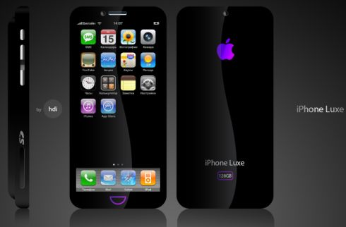 Conceito de iPhone (Foto: Reprodução)