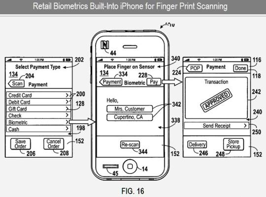 Patente Apple (Foto: Reprodução)