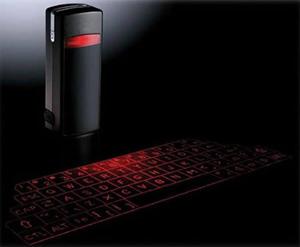 teclado a laser (Foto: Divulgação)