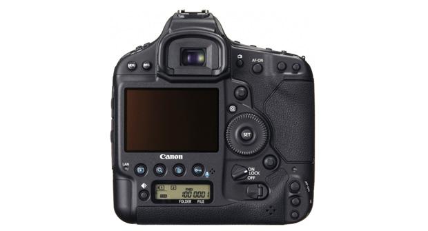 Canon EOS 1D X (Foto: Divulgação)