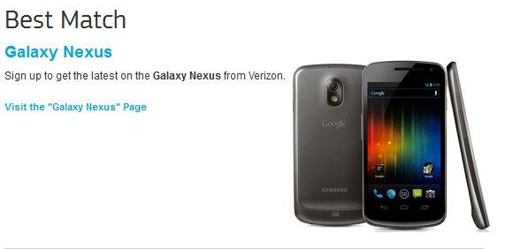 Galaxy Nexus (Foto: Reprodução)